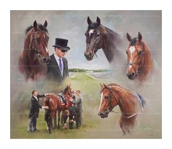 Aiden O'Brien's Derby Winners (2001-2013)