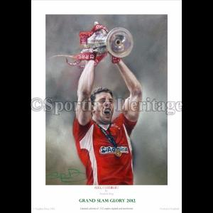 Alex Cuthbert - Grand Slam Glory 2012