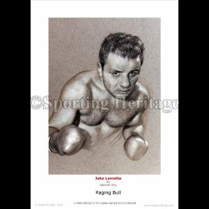 Jake Lamotta - Raging Bull