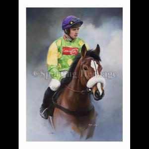 Kauto Star and Ruby Walsh