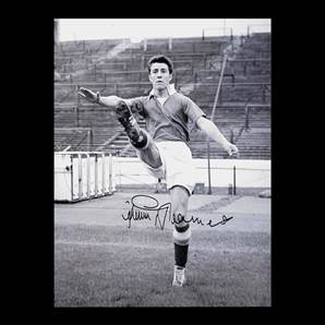 Jimmy Greaves Personally Signed 16x12 Photo - Chelsea