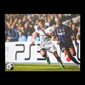 Gareth Bale Personally Signed Tottenham Hotspur Photo