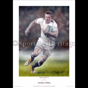 Chris Ashton - Flying Wing