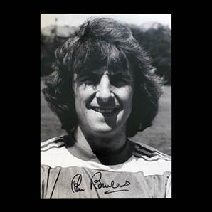 Stan Bowles autographed photo - Stan the Man