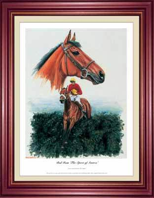 "Red Rum ""The Spirit of Aintree"""