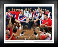 Great Britain Win the Davis Cup