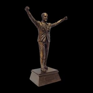 Bill Shankly small statue