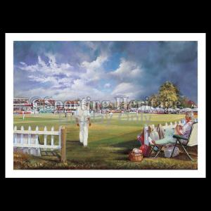 Cricket Week, St. Lawrence Ground, Canterbury