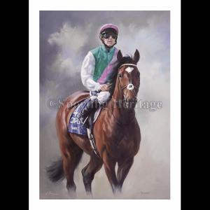 Frankel & Tom Queally