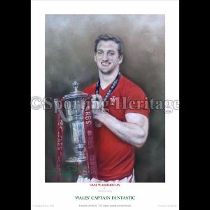 Sam Warburton - Wales' Captain Fantastic