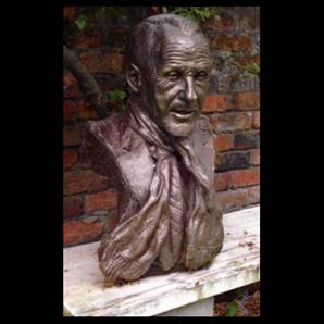 Bill Shankly bust