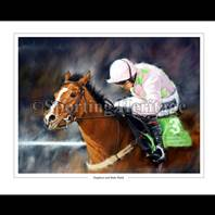 Faugheen and Ruby Walsh