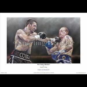Froch vs Groves II - The Cobra Strikes!