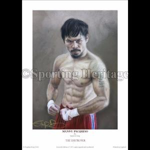 Manny Pacquiao - The Destroyer