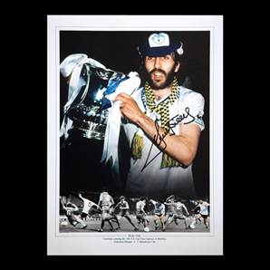 Ricky Villa Personally Signed Tottenham Hotspur Photo - 1981 FA Cup
