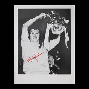 Steve Perryman Autographed Photo - Spurs Great