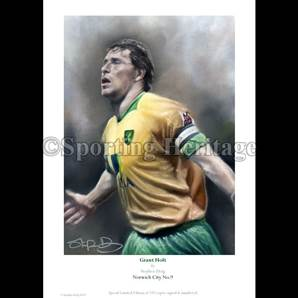 Grant Holt - Norwich City No.9