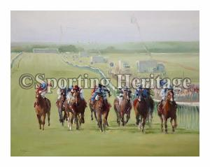 Racing on the Rowley Mile