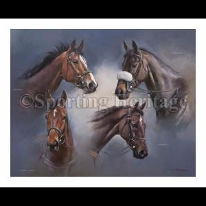 Legends (Kauto Star, Denman, Master MInded and Big Buck's)