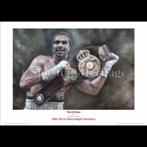 David Haye - WBA World Heavyweight Champion