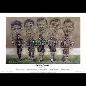 Forever Famous - Smith, Johnstone, Reilly, Turnbull & Ormond