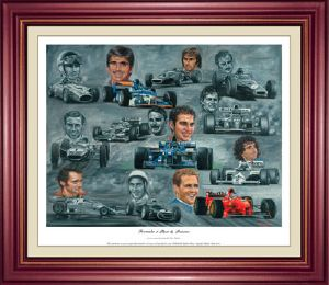 Formula 1 Past and Present
