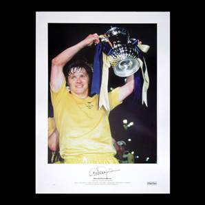 Steve Perryman Personally Signed autographed picture - Mr Spurs