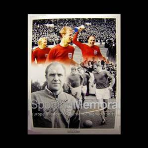 Ray Wilson signed print - Ray's Days