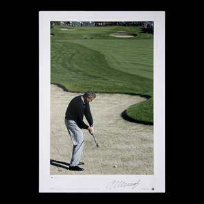 Colin Montgomerie Personally Signed photo - Ryder Cup 2002