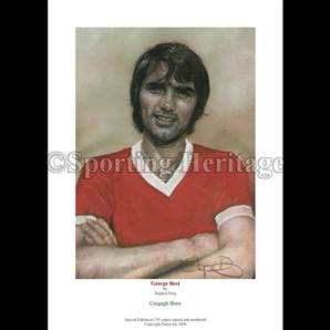 George Best - Cregagh Born
