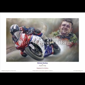 Michael Dunlop - Signpost to Victory